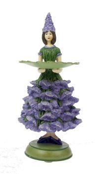 Bloemenmeisjes staand
