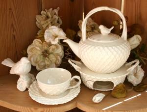 Creamware Porselein