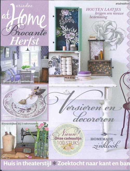 Ariadne at Home Herfst editie