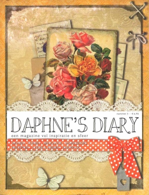 Daphne's Diary  Oktober 2013