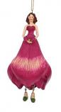 Amaryllis meisje hangend 12cm
