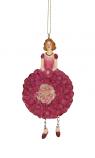 Dahlia meisje hangend 11cm
