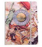 My Travel Notes 22x16cm