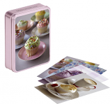 Hummingbird Bakery Tinned Notecards