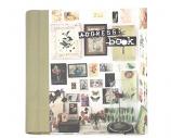 Creative Walls Large Address Book 18,6x16cm