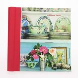 Homespun Style Large Address Book 18,6x16cm