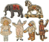 Victorian Toy Ornaments (6)
