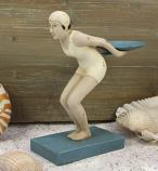 Zwemster Theelichthouder 21 cm