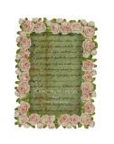 Fotolijstje RH roosje roze 10x15cm