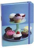 Lola Cupcake Notebook 15x11cm