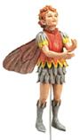 Flower Fairy Kokardebloem