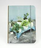 My garden mini notebook 15x11cm