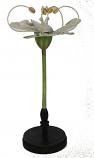 Botanische bloem 45x15cm