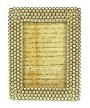 Fotolijst RH Parelrand antiek zilver 15,8x20,5cm